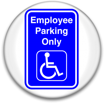 See description of Employee Parking button